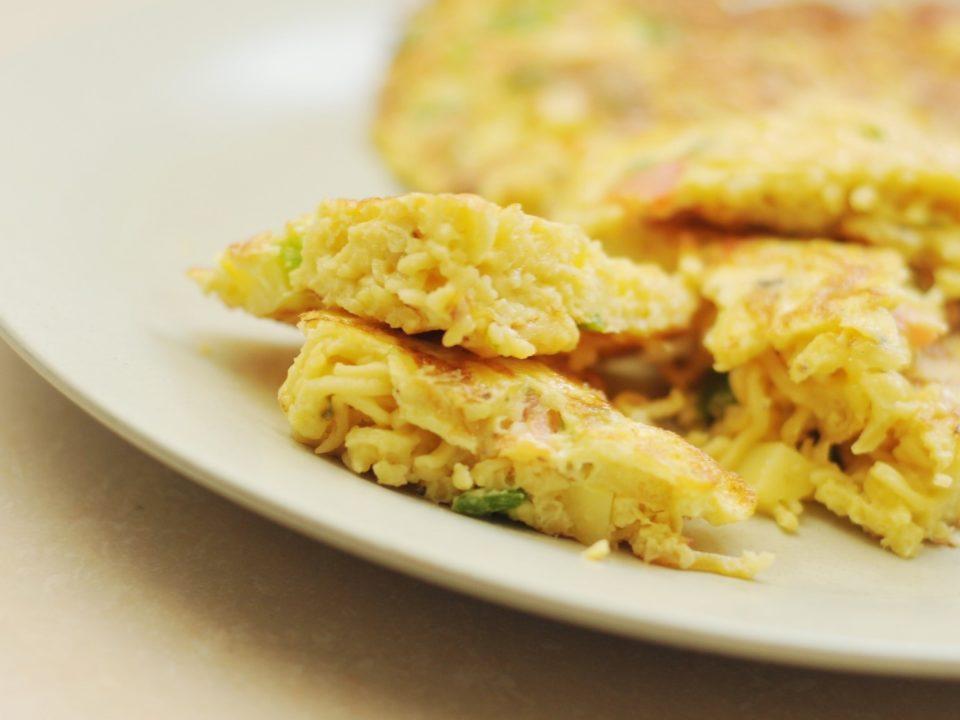 Omeletové rezance